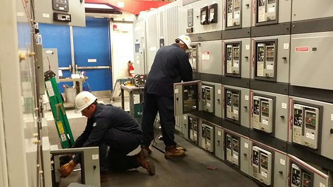 Burlington Electrical Testing