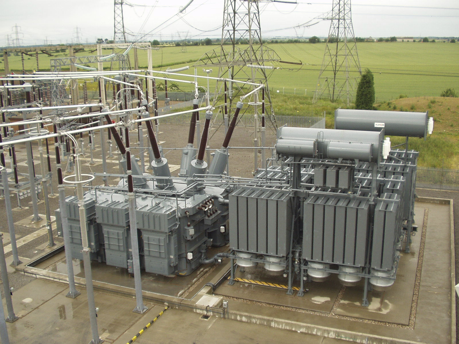 Transformer amp Switchgear Testing Burlington Electrical